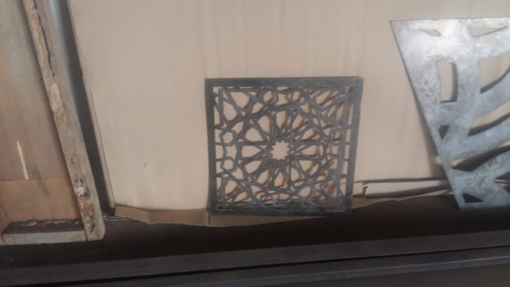 jasa laser cutting plat baja jakarta selatan