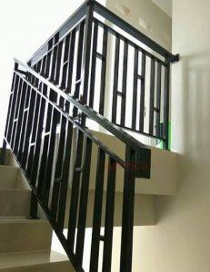 pembuatan railing tangga minimalis murah