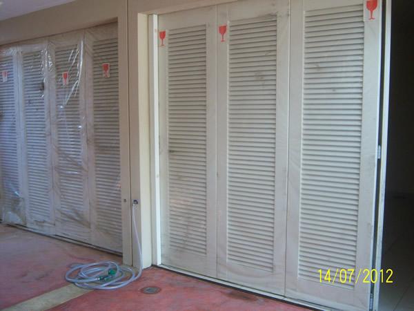 pintu powder coating 3