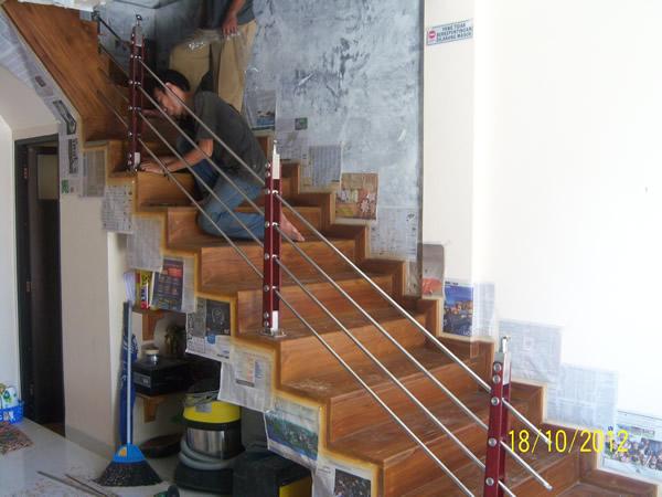tangga konstruksi 2