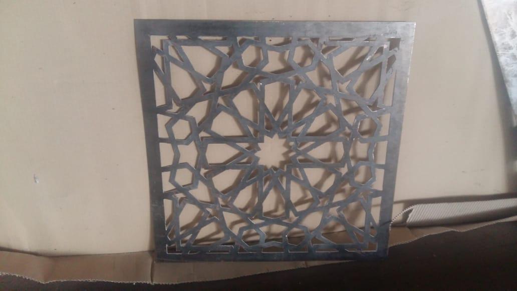 jasa laser cutting plat baja tangerang