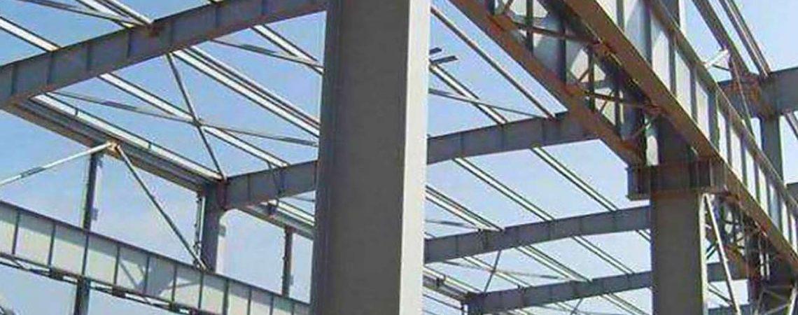 konstruksi baja WF Bengkel Las Terbaik